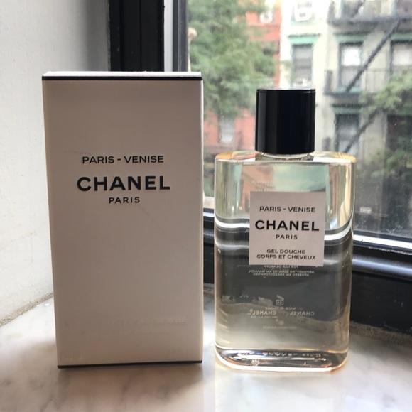 Chanel Makeup Brand New Paris Venice Hair And Body Gel Poshmark